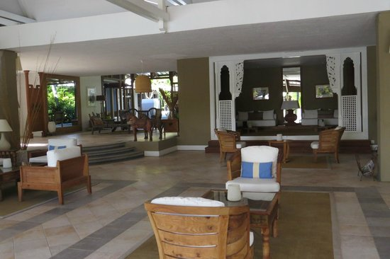 Paradise Cove Boutique Hotel: Hall/bar