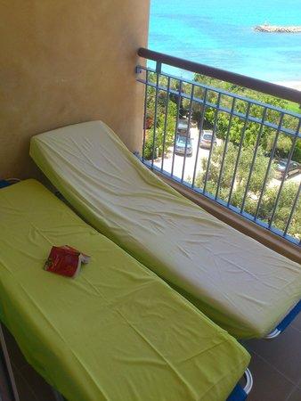 SENTIDO Thalassa Coral Bay: Балкон