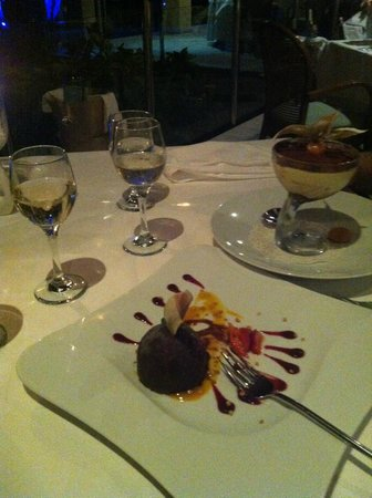 SENTIDO Thalassa Coral Bay: Десерт