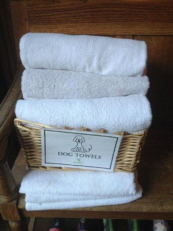 Bovey Castle Hotel: they think of everything