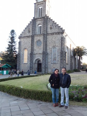 Igreja Matriz Sao Pedro Apostolo : Fachada da igreja.