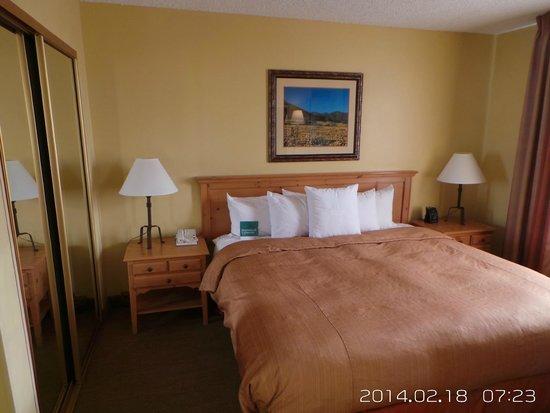 Homewood Suites by Hilton Albuquerque: bedroom