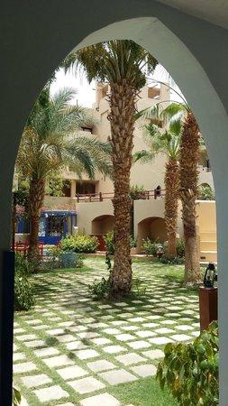 Marina Lodge at Port Ghalib: Natur ohne viel Technik