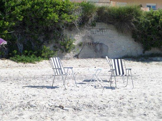 Μόλα Καλύβα, Ελλάδα: Beach