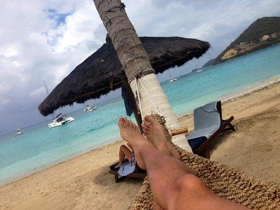 Tamarind Beach Hotel & Yacht Club: Relax
