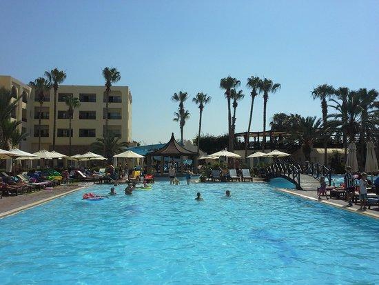 Hotel Paradis Palace: piscina