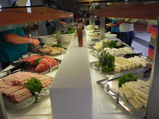 Buffet Picture Of Asteria Club Belek Tripadvisor