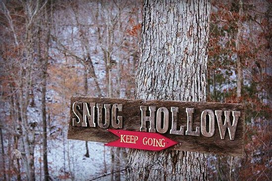 Snug Hollow Farm Bed & Breakfast: Keep Going