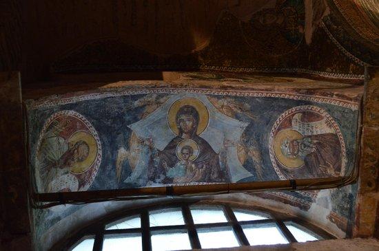 Kariye Museum (The Chora Church): Des fresques exceptionnelles!
