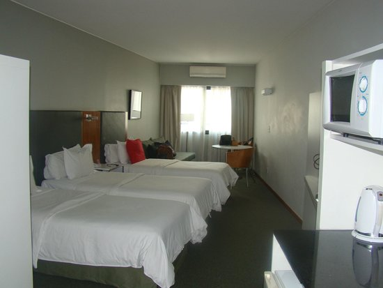 Quarto do Monserrat Apart Hotel