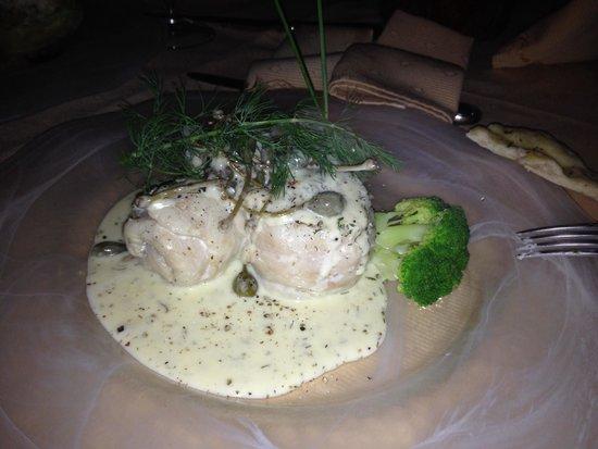 Monte Christo : Филе палтуса