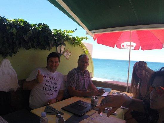 The Beach Basket: Esplanade @ Albufeira