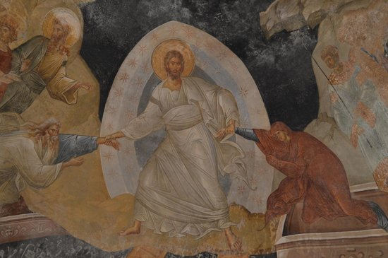 Kariye Museum (The Chora Church): Magnifique!
