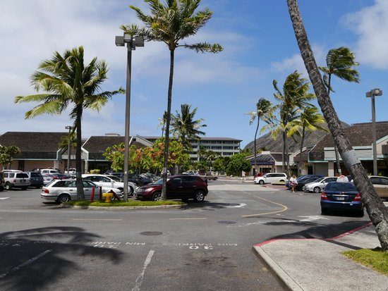 Hawaii Kai Shopping Center