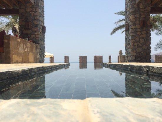 Six Senses Zighy Bay: The Retreat - Pool