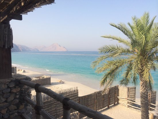 Six Senses Zighy Bay: The Retreat - View Left
