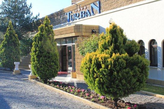 Turban Hotel Urgup: главный вход