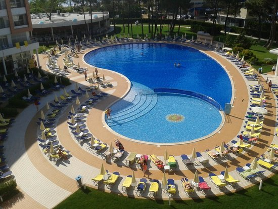 Hotel Riu Helios : room with a view