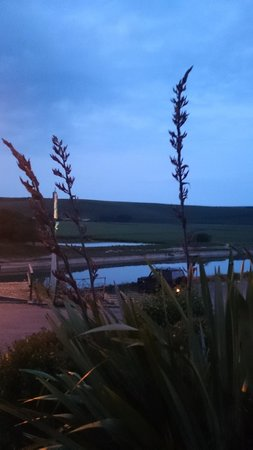 Golden Galleon: Cuckmere Haven from the Inn