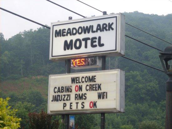 Meadowlark Motel: Maggie Valley