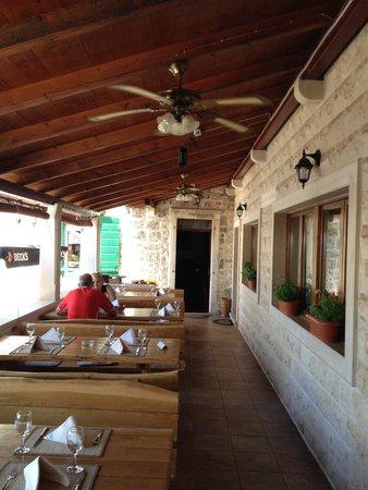Konoba Kopačina: Restaurant