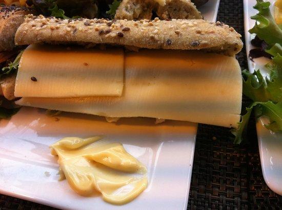 """Le Balthazar : Donc ça c est un """"club Sandwich"""" ?"""