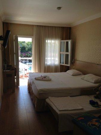 Seda Hotel Arinna: Værelse