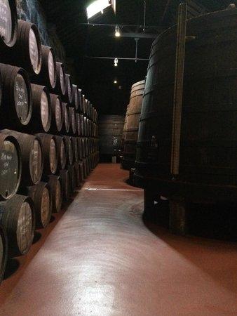 Porto Calem: Uma visita e vinhos do Porto