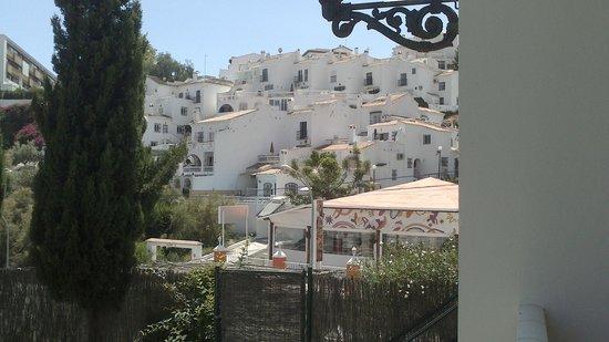 Almoraide Apartamentos: panorámica desde apartamento