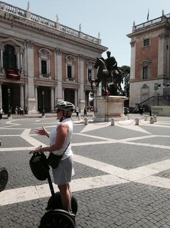Rex-Tours The Rome Experience: seeing the sites
