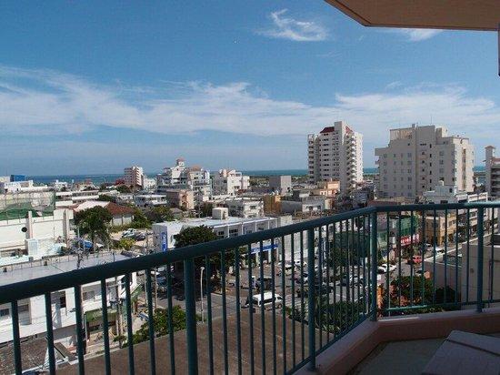 Hotel Bell Harmony Ishigakijima : View from balcony