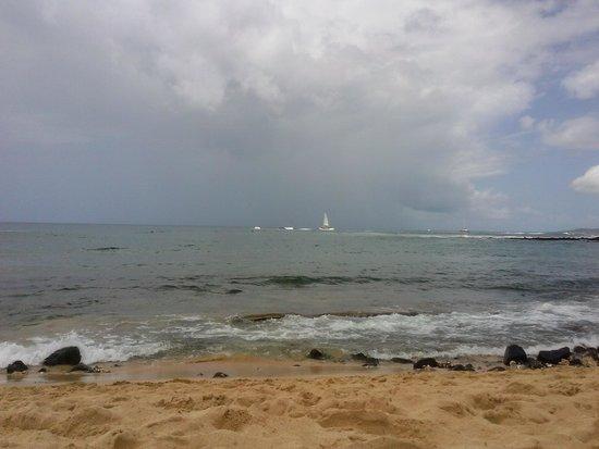 Poipu Beach Park: beach