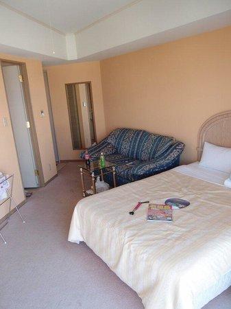 Hotel Bell Harmony Ishigakijima : Worn out big size ok