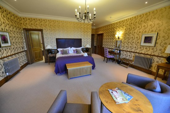South Lodge Hotel: Bedroom