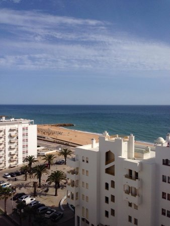 Hotel Atismar: View from balcony