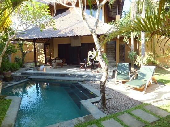 kaMAYA Resort and Villas: Our Villa for 3 nights.