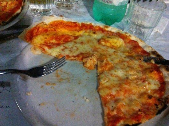 Laboratorio 3: La pizza non è arrivata indenne alla foto!
