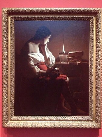 Los Angeles County Museum of Art: Little mermaid anyone?