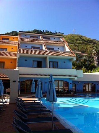 Tropis Hotel: camere vista mare