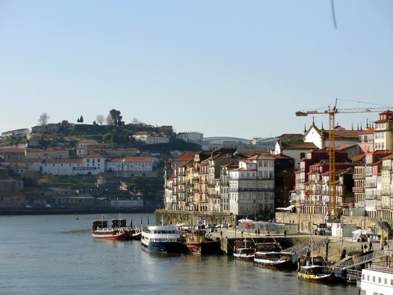 Zona Ribeirinha : Ribeira do Porto