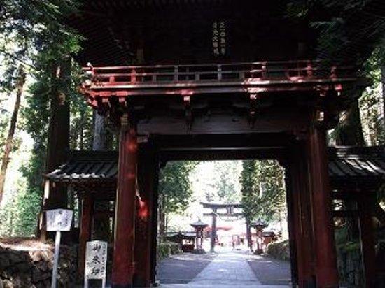 Nikko Futarasan Jinja Shrine: 二荒山神社