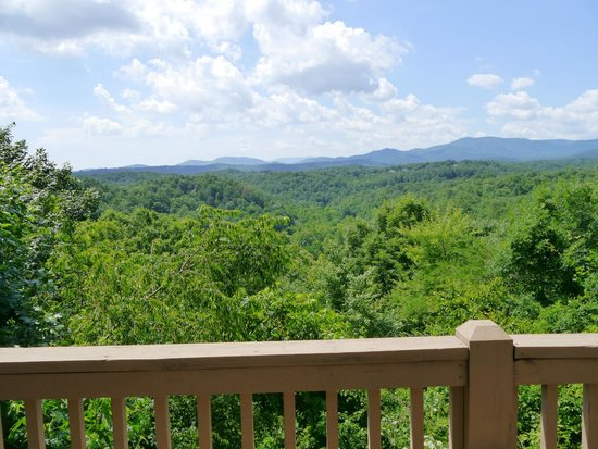 Endless view : View from the Deck