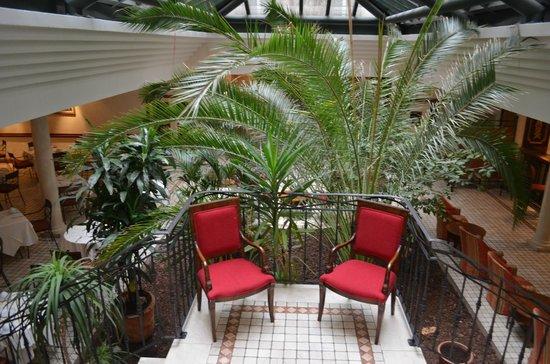 Villa Beaumarchais: 食堂の外観です