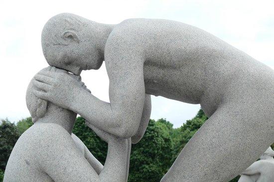 Vigeland Museum : Vigeland Park sculpture