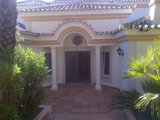 Ria Park Hotel: villa