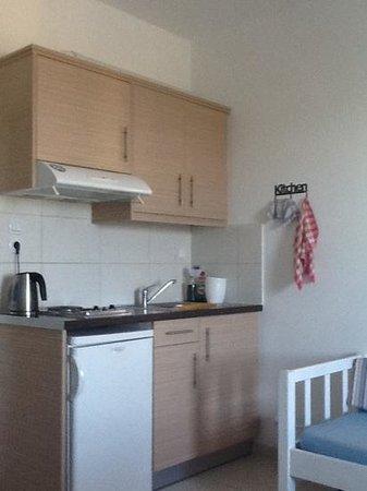 IOS Paleochora: The new kitchens at IOS