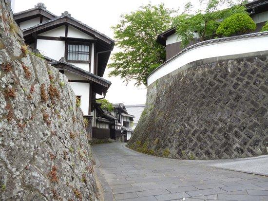 Nioza Rekishi no Michi: 寺町通りふうの小道