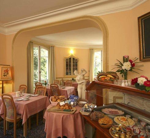 Hotel La Perla : Breakfast Room