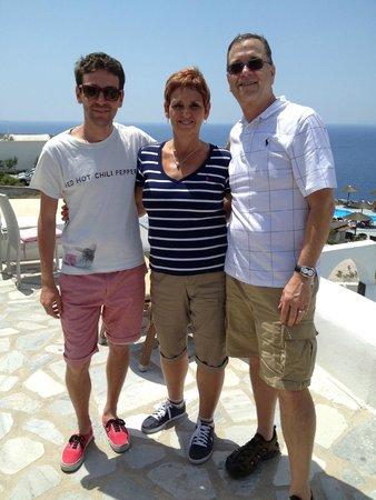 Santorini Wine Tour: George