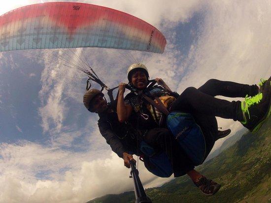 Everest Paragliding: I feel like a bird